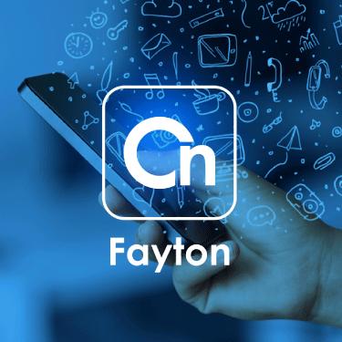 Fayton Mobil Tətbiq